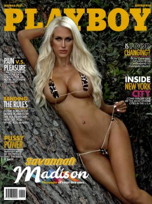 savannah madison Playboy